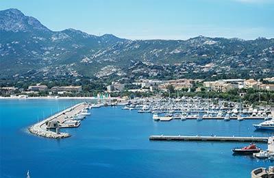 Marseille naar Bastia
