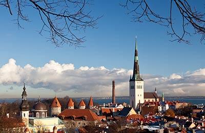 Helsinki naar Tallinn