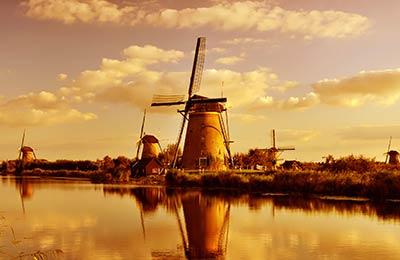 Harwich naar Hoek van Holland