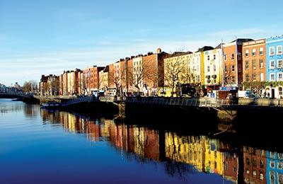 Holyhead naar Dublin