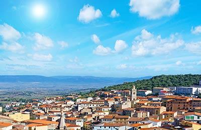 Toulon naar Porto Torres
