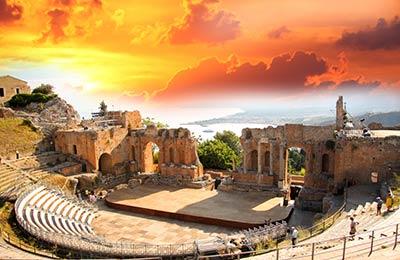 Napels Palermo
