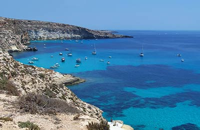 Malta naar Catania