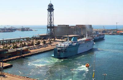 Ferry Ports