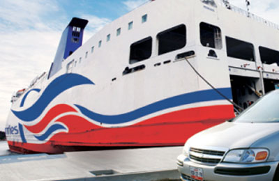 America Cruise Line Ferries