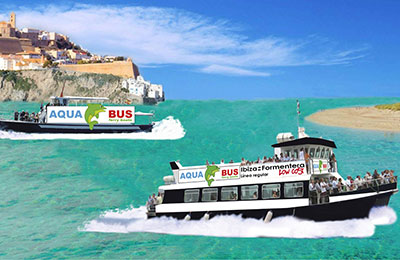 Aquabus Ferry Boats