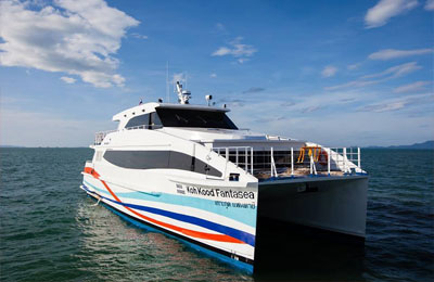Boonsiri High Speed ferry