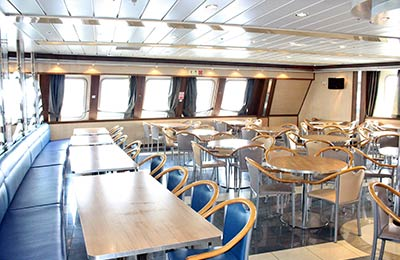 Brittany Ferries économie