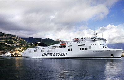 Caronte & Tourist Ferries