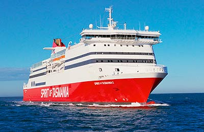 Spirit of Tasmania Ferries
