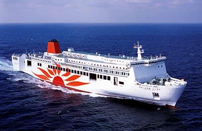 Ferry Zonnebloem
