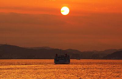 Tokyo-Wan Ferry